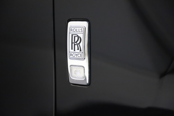 New 2021 Rolls-Royce Ghost for sale $374,150 at Pagani of Greenwich in Greenwich CT 06830 28