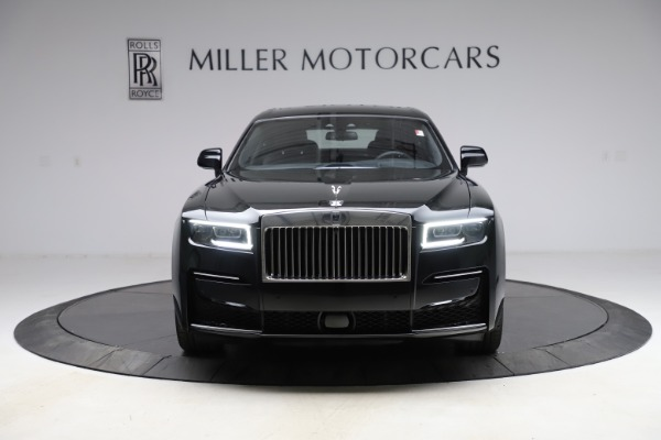 New 2021 Rolls-Royce Ghost for sale $374,150 at Pagani of Greenwich in Greenwich CT 06830 3