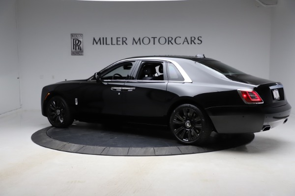 New 2021 Rolls-Royce Ghost for sale $374,150 at Pagani of Greenwich in Greenwich CT 06830 5
