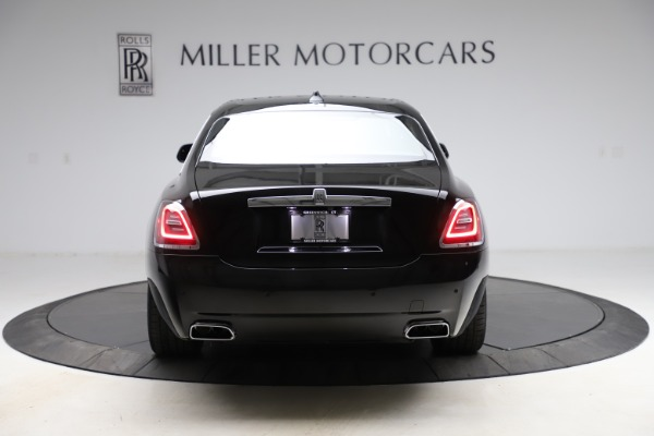 New 2021 Rolls-Royce Ghost for sale $374,150 at Pagani of Greenwich in Greenwich CT 06830 7