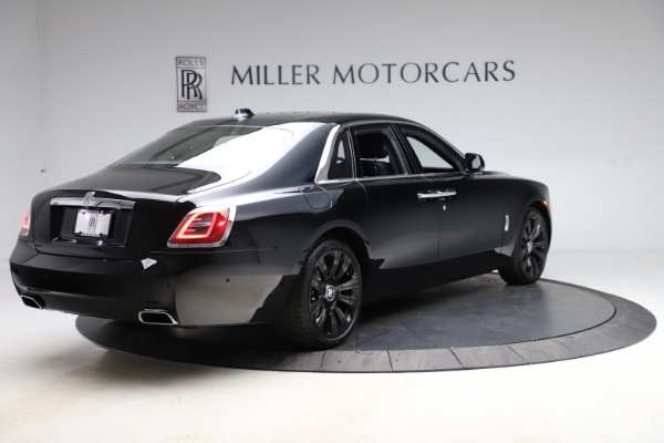 New 2021 Rolls-Royce Ghost for sale $374,150 at Pagani of Greenwich in Greenwich CT 06830 9