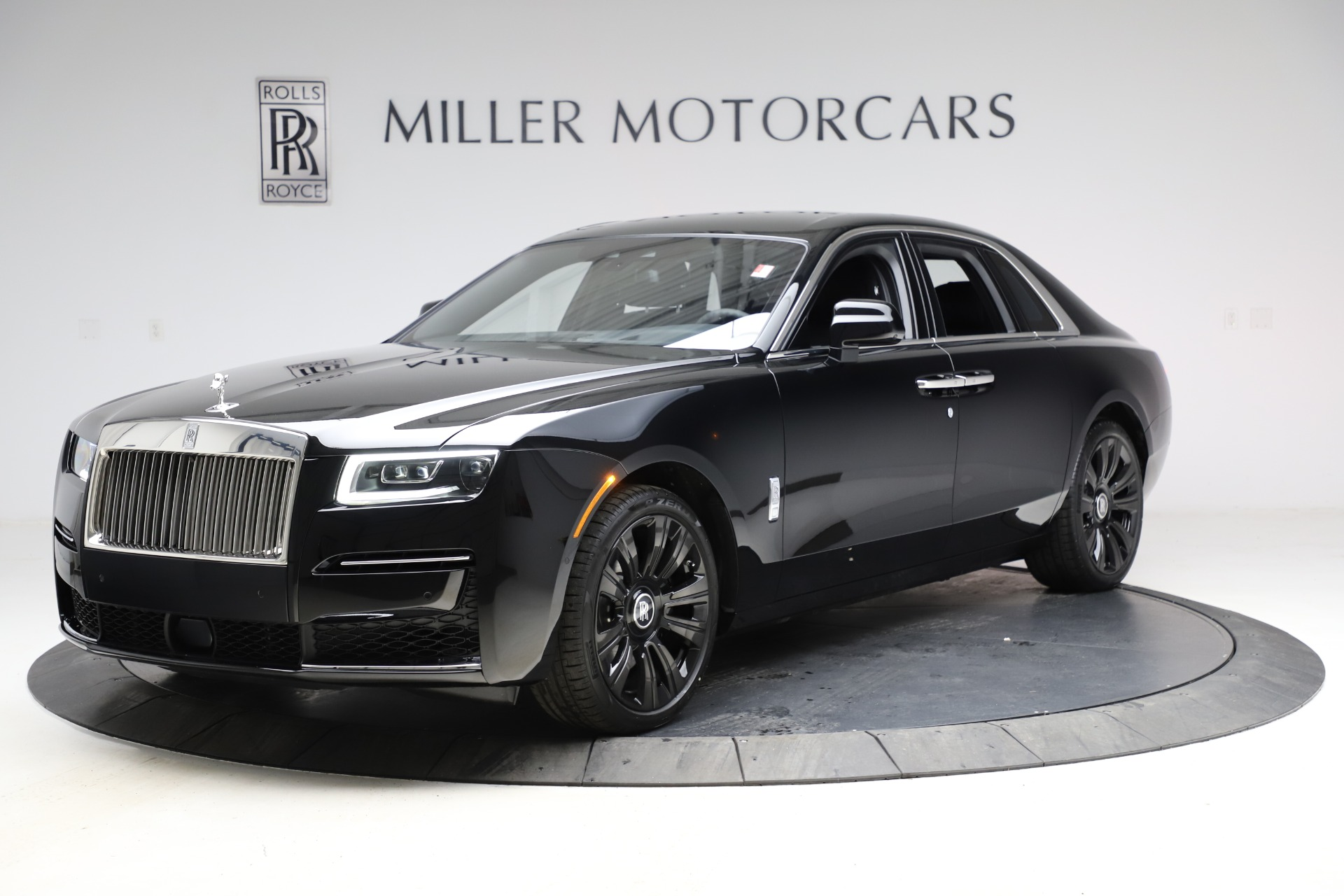 New 2021 Rolls-Royce Ghost for sale $374,150 at Pagani of Greenwich in Greenwich CT 06830 1