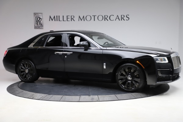 New 2021 Rolls-Royce Ghost for sale $370,650 at Pagani of Greenwich in Greenwich CT 06830 11