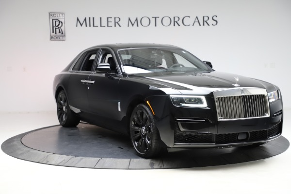 New 2021 Rolls-Royce Ghost for sale $370,650 at Pagani of Greenwich in Greenwich CT 06830 12