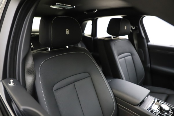 New 2021 Rolls-Royce Ghost for sale $370,650 at Pagani of Greenwich in Greenwich CT 06830 14