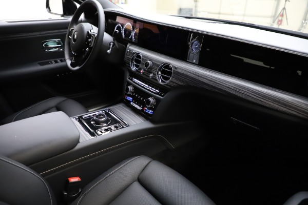 New 2021 Rolls-Royce Ghost for sale $370,650 at Pagani of Greenwich in Greenwich CT 06830 16