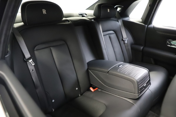 New 2021 Rolls-Royce Ghost for sale $370,650 at Pagani of Greenwich in Greenwich CT 06830 17