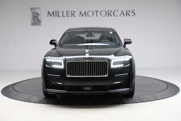New 2021 Rolls-Royce Ghost for sale $370,650 at Pagani of Greenwich in Greenwich CT 06830 2