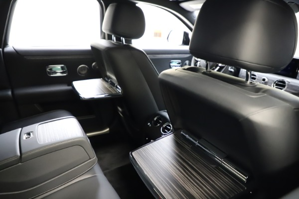 New 2021 Rolls-Royce Ghost for sale $370,650 at Pagani of Greenwich in Greenwich CT 06830 20