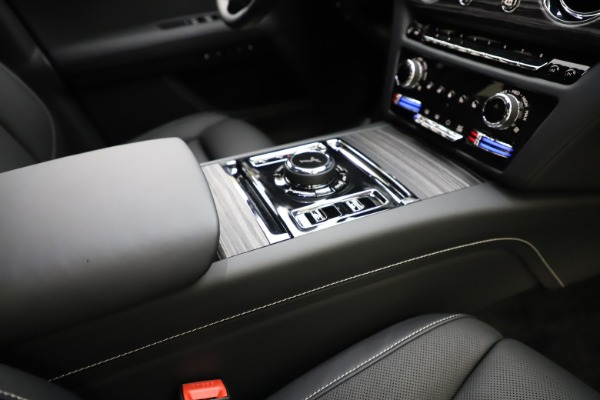 New 2021 Rolls-Royce Ghost for sale $370,650 at Pagani of Greenwich in Greenwich CT 06830 23