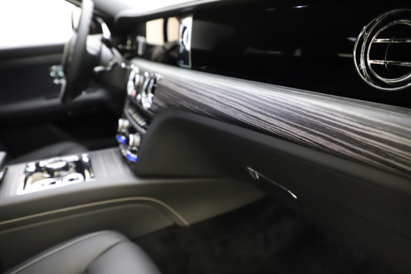 New 2021 Rolls-Royce Ghost for sale $370,650 at Pagani of Greenwich in Greenwich CT 06830 24