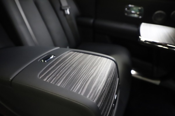 New 2021 Rolls-Royce Ghost for sale $370,650 at Pagani of Greenwich in Greenwich CT 06830 28