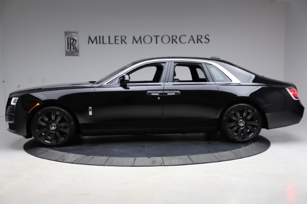 New 2021 Rolls-Royce Ghost for sale $370,650 at Pagani of Greenwich in Greenwich CT 06830 4