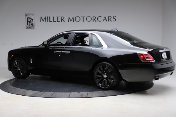 New 2021 Rolls-Royce Ghost for sale $370,650 at Pagani of Greenwich in Greenwich CT 06830 5