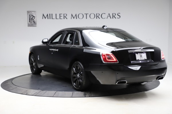 New 2021 Rolls-Royce Ghost for sale $370,650 at Pagani of Greenwich in Greenwich CT 06830 6