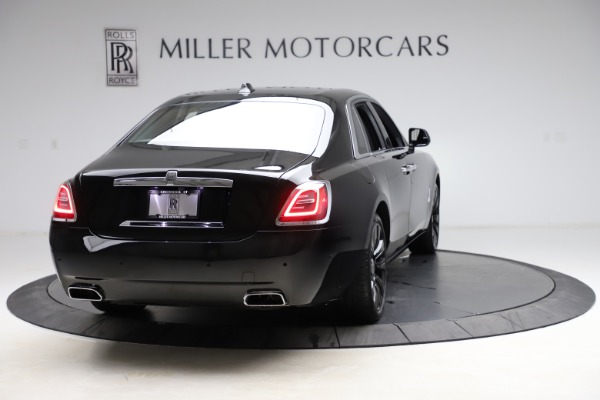 New 2021 Rolls-Royce Ghost for sale $370,650 at Pagani of Greenwich in Greenwich CT 06830 8