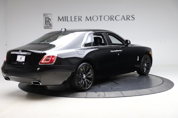 New 2021 Rolls-Royce Ghost for sale $370,650 at Pagani of Greenwich in Greenwich CT 06830 9
