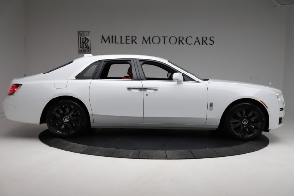 New 2021 Rolls-Royce Ghost for sale $390,400 at Pagani of Greenwich in Greenwich CT 06830 10