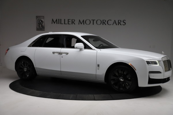 New 2021 Rolls-Royce Ghost for sale $390,400 at Pagani of Greenwich in Greenwich CT 06830 11