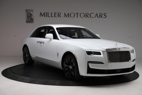 New 2021 Rolls-Royce Ghost for sale $390,400 at Pagani of Greenwich in Greenwich CT 06830 12