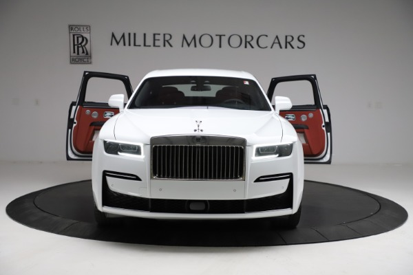 New 2021 Rolls-Royce Ghost for sale $390,400 at Pagani of Greenwich in Greenwich CT 06830 13