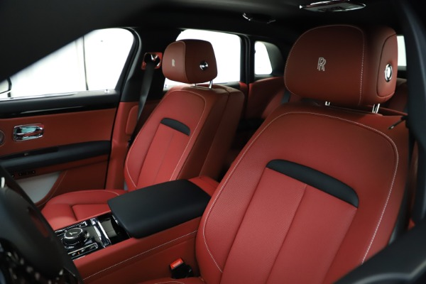 New 2021 Rolls-Royce Ghost for sale $390,400 at Pagani of Greenwich in Greenwich CT 06830 14