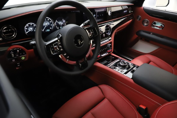 New 2021 Rolls-Royce Ghost for sale $390,400 at Pagani of Greenwich in Greenwich CT 06830 16