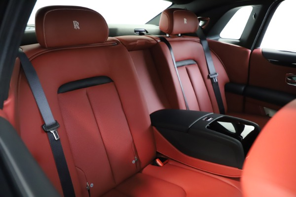 New 2021 Rolls-Royce Ghost for sale $390,400 at Pagani of Greenwich in Greenwich CT 06830 18