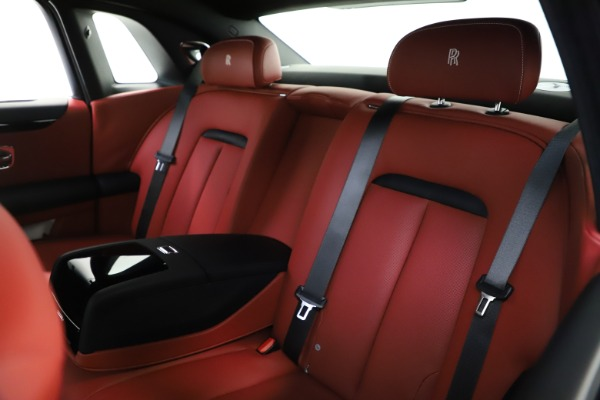 New 2021 Rolls-Royce Ghost for sale $390,400 at Pagani of Greenwich in Greenwich CT 06830 19