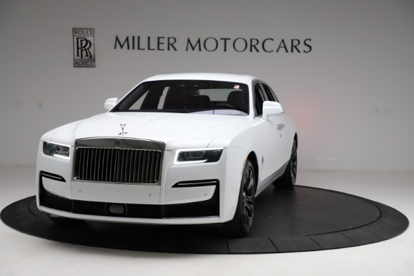 New 2021 Rolls-Royce Ghost for sale $390,400 at Pagani of Greenwich in Greenwich CT 06830 2