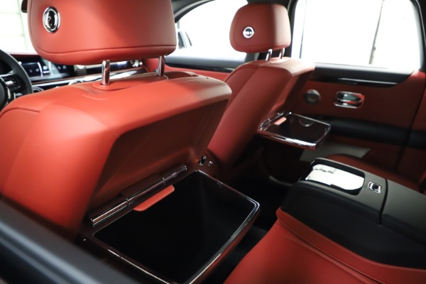 New 2021 Rolls-Royce Ghost for sale $390,400 at Pagani of Greenwich in Greenwich CT 06830 21