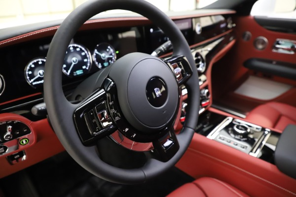 New 2021 Rolls-Royce Ghost for sale $390,400 at Pagani of Greenwich in Greenwich CT 06830 23
