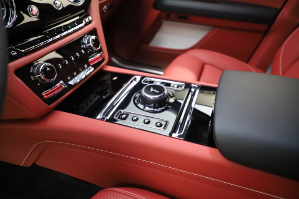 New 2021 Rolls-Royce Ghost for sale $390,400 at Pagani of Greenwich in Greenwich CT 06830 24