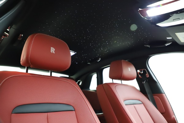 New 2021 Rolls-Royce Ghost for sale $390,400 at Pagani of Greenwich in Greenwich CT 06830 25