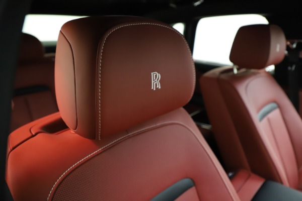 New 2021 Rolls-Royce Ghost for sale $390,400 at Pagani of Greenwich in Greenwich CT 06830 26