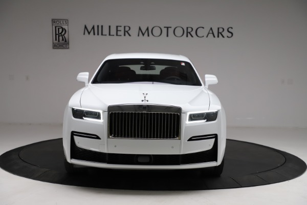 New 2021 Rolls-Royce Ghost for sale $390,400 at Pagani of Greenwich in Greenwich CT 06830 3