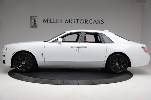 New 2021 Rolls-Royce Ghost for sale $390,400 at Pagani of Greenwich in Greenwich CT 06830 4