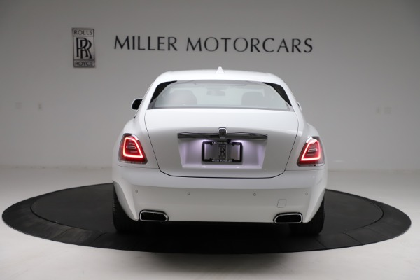 New 2021 Rolls-Royce Ghost for sale $390,400 at Pagani of Greenwich in Greenwich CT 06830 7