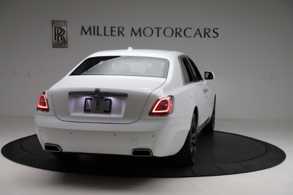 New 2021 Rolls-Royce Ghost for sale $390,400 at Pagani of Greenwich in Greenwich CT 06830 8