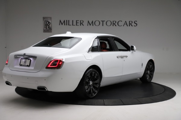 New 2021 Rolls-Royce Ghost for sale $390,400 at Pagani of Greenwich in Greenwich CT 06830 9