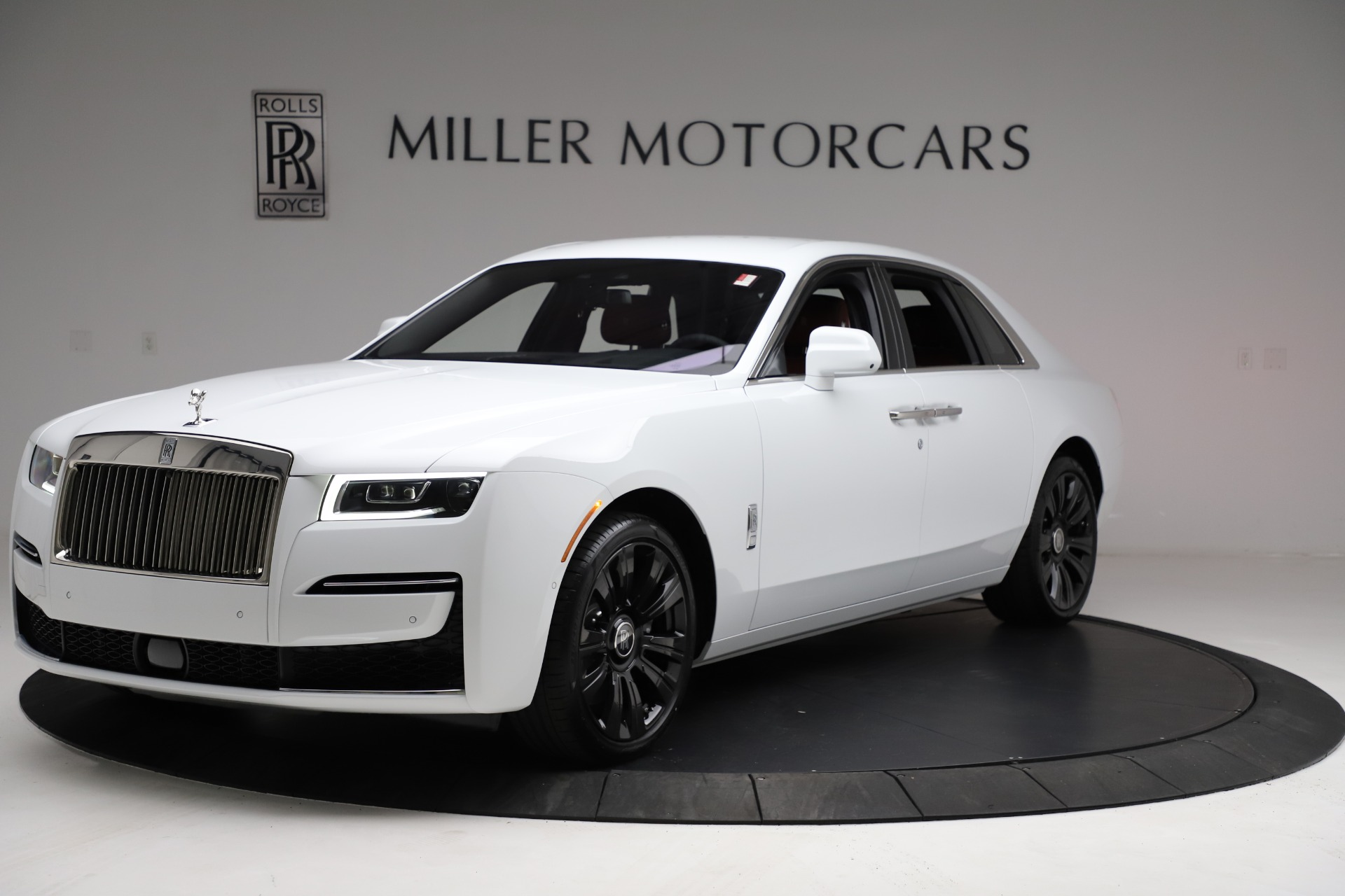 New 2021 Rolls-Royce Ghost for sale $390,400 at Pagani of Greenwich in Greenwich CT 06830 1