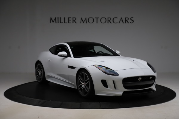 Used 2016 Jaguar F-TYPE R for sale Sold at Pagani of Greenwich in Greenwich CT 06830 11