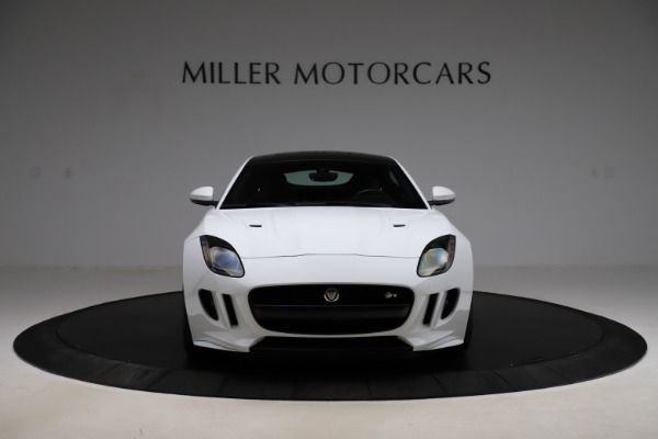 Used 2016 Jaguar F-TYPE R for sale Sold at Pagani of Greenwich in Greenwich CT 06830 12