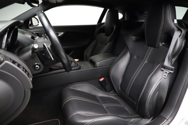 Used 2016 Jaguar F-TYPE R for sale Sold at Pagani of Greenwich in Greenwich CT 06830 15