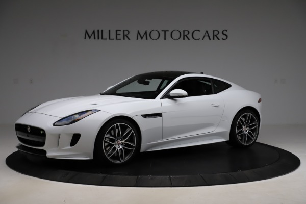 Used 2016 Jaguar F-TYPE R for sale Sold at Pagani of Greenwich in Greenwich CT 06830 2