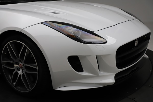 Used 2016 Jaguar F-TYPE R for sale Sold at Pagani of Greenwich in Greenwich CT 06830 27