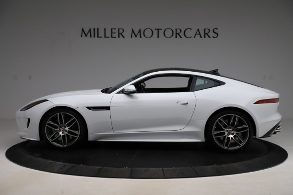 Used 2016 Jaguar F-TYPE R for sale Sold at Pagani of Greenwich in Greenwich CT 06830 3