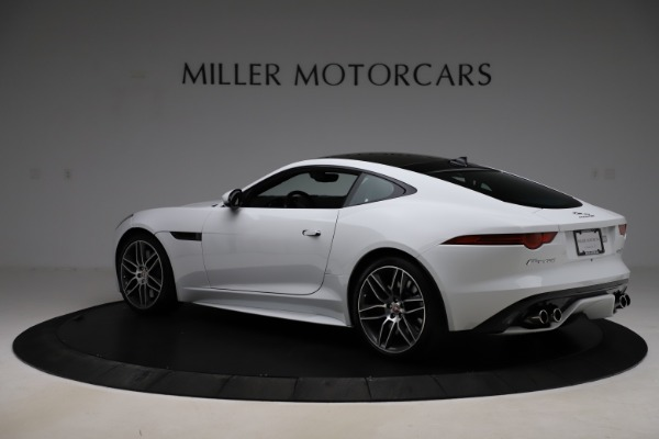 Used 2016 Jaguar F-TYPE R for sale Sold at Pagani of Greenwich in Greenwich CT 06830 4