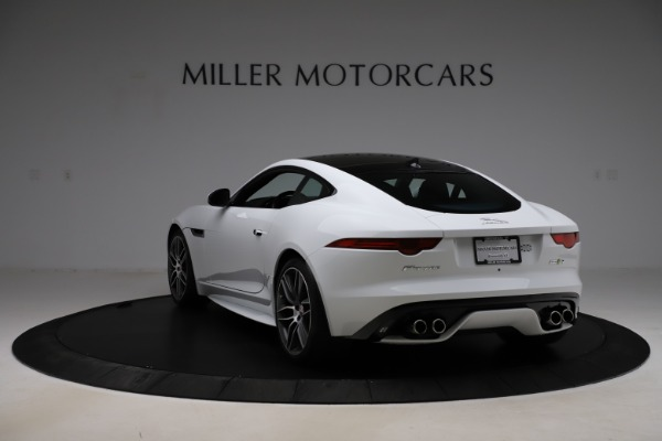 Used 2016 Jaguar F-TYPE R for sale Sold at Pagani of Greenwich in Greenwich CT 06830 5