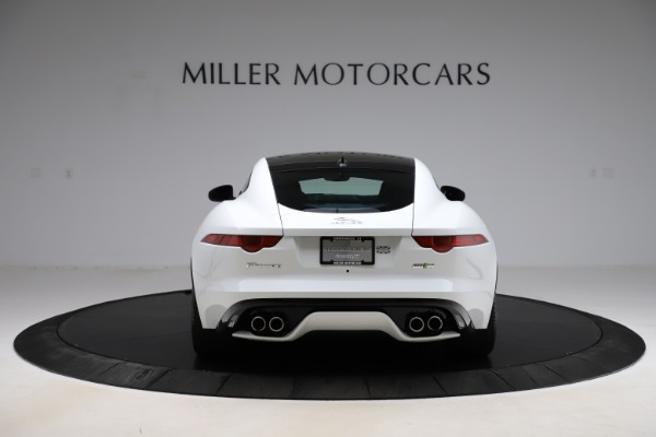 Used 2016 Jaguar F-TYPE R for sale Sold at Pagani of Greenwich in Greenwich CT 06830 6